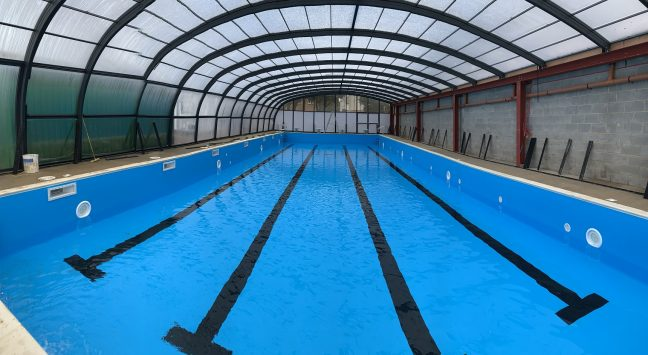 colchester county high school for girls swimming pool leary brothers ltd